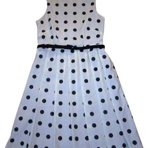 Anthropologie Dresses - ANTHROPOLOGIE EVA FRANCO POLKA DOT DRESS - SIZE 4